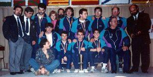 1991 2ns a Canaries P.G