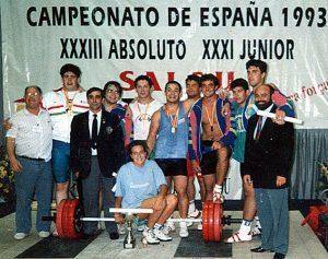 1993 CH Alzira al Camp Esp Salou