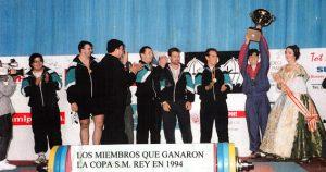 1994 CH Alzira Campio Copa Rei Alzira