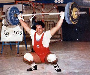 1983 o mes Toni Gordo