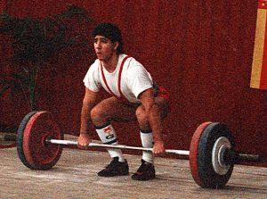 1984 en avant Jesus Moreno