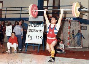 1984 en avant Jorge Pau