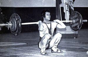 Salvador Amat. Categ. 52 kg. Campió d'Espanya 64, 65, 66, 67 i 68
